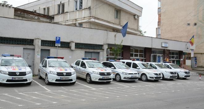 Polițiștii din Sălaj sunt la datorie în minivacanța de 1 iunie