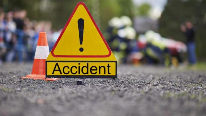 Accident rutier grav în Zalău. Bărbat de 60 de ani lovit pe trecerea de pietoni