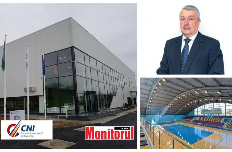 CNI a semnat contractul de 2,2 milioane lei pentru sala de sport nouă din Comuna Cizer