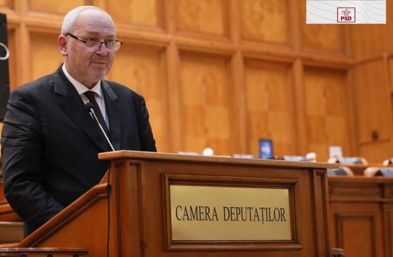 Deputatul Florian Neaga reacționează după demisia ministrului Sănătății, Vlad Voiculescu
