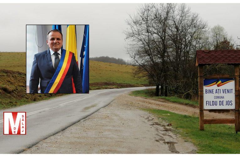Comuna Fildu de Jos, cu primarul Albert Nicolae la conducere, are asigurată dezvoltarea