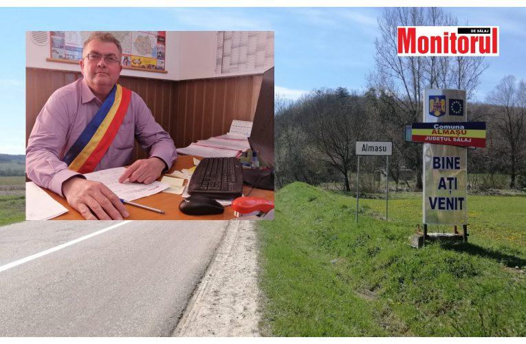 Primarul Gal-Mate Istvan a pregătit un buget cu investiții mari pentru dezvoltarea comunei Almașu