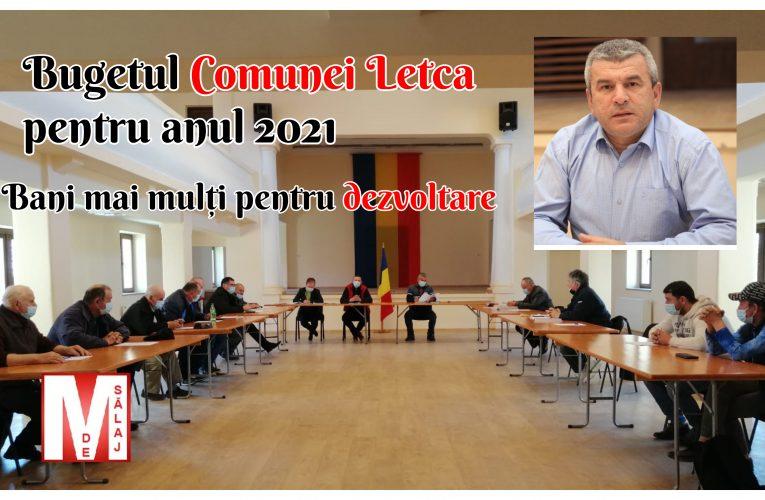 Primarul Dorel Man alocă bani mai mulți pentru dezvoltarea comunei Letca în anul 2021