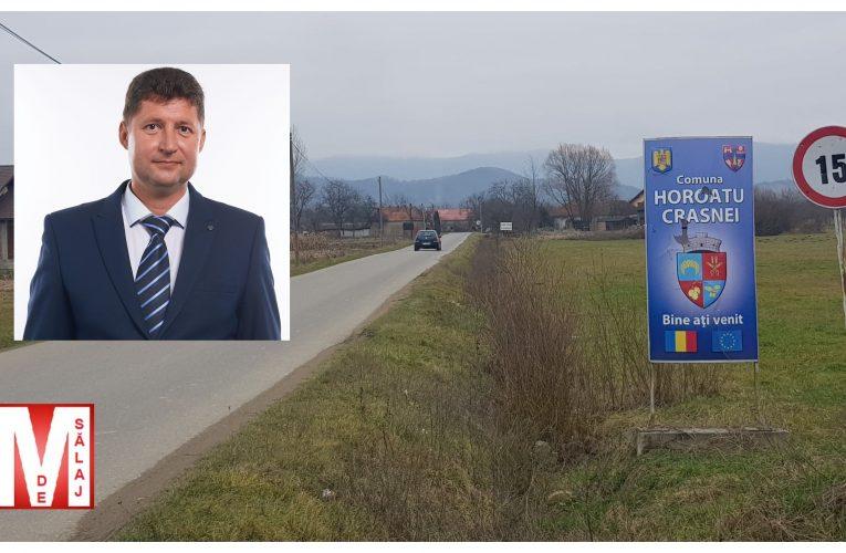 """Comuna Horoatu Crasnei simte un """"boom"""" de dezvoltare cu primarul Mirișan la conducere"""