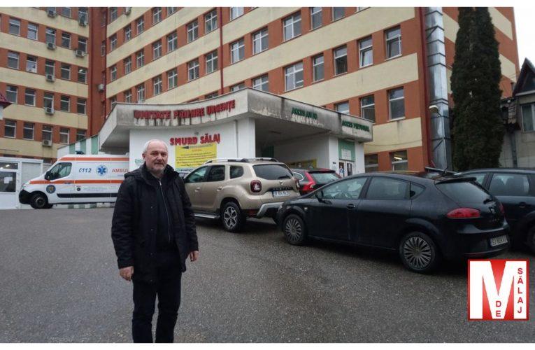 Deputatul Florian Neaga cere conducerii județului să consume milioanele de lei pentru modernizarea spitalului județean
